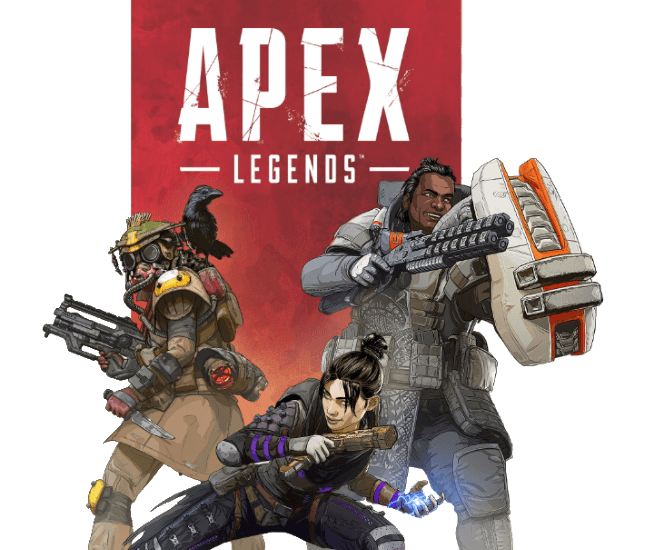 To Apex Legends coloring pages
