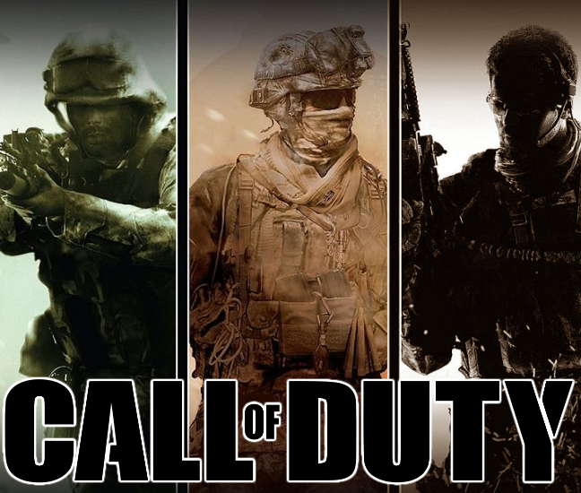 To Call Of Duty coloring pages