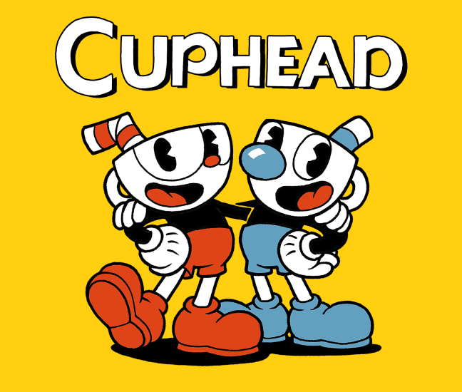 To Cuphead coloring pages