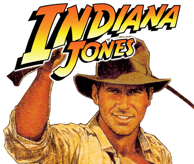 To Indiana Jones coloring pages