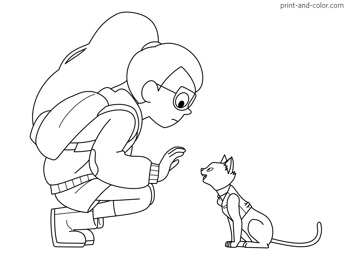 Infinity Train Coloring Pages Print And Color Com