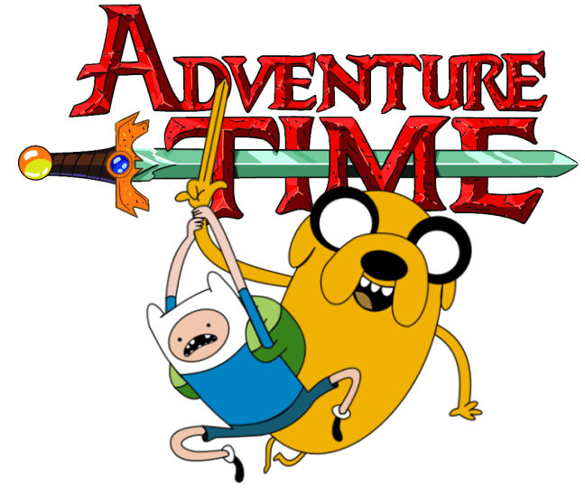 To Adventure Time coloring pages
