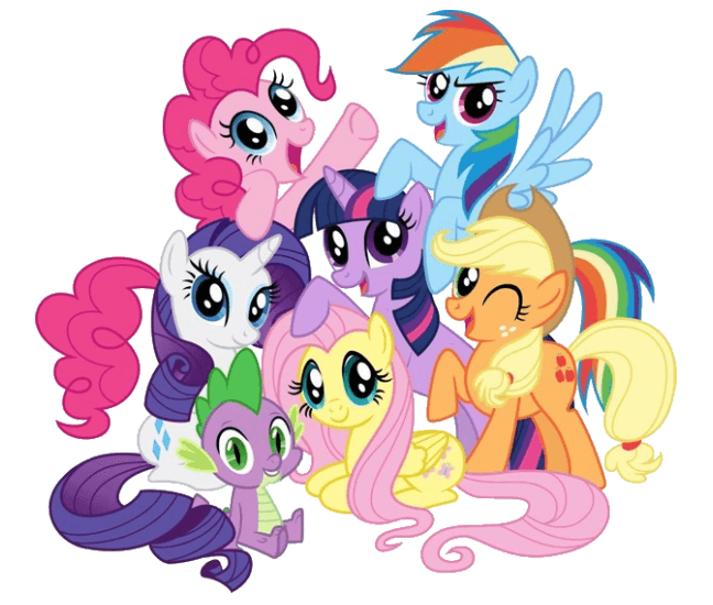To My Little Pony Coloring Pages