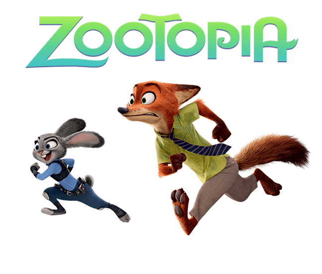 To Zootopia coloring pages